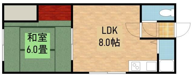 中村ハウスの間取写真