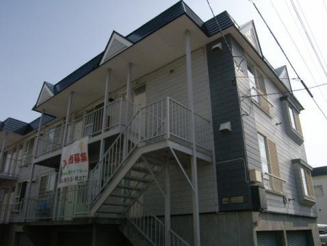 マクセル16/100 205号室賃貸物件_外観写真