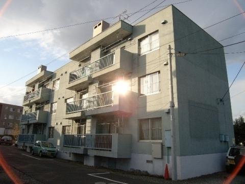 三高マンションの  外観 写真