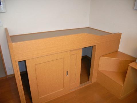 レオパレスクローバー 104号室賃貸物件_室内写真03