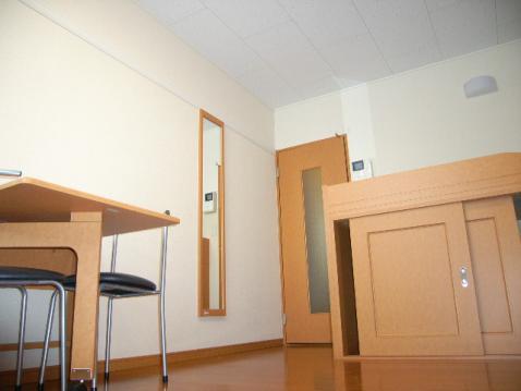 レオパレスエスペールポナールⅡ 116号室賃貸物件_室内写真01