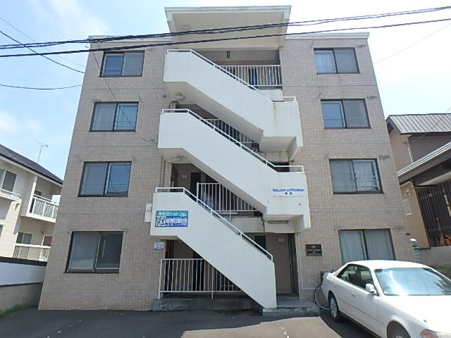 ビッグバーンズマンション清田の  外観 写真